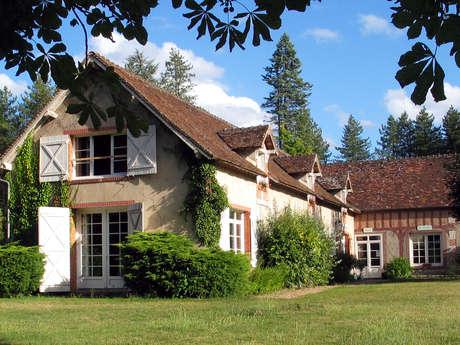 Les chambres d'hôtes du Moulin de Crouy