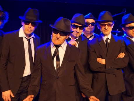 FERIA - BLUES BROTHERS - THE REAL EIGHT KILLERS