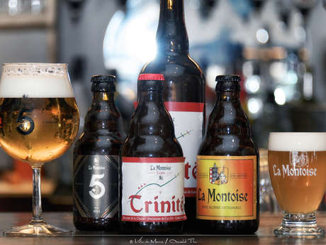 Guided tour: Mons, Beer & Walk