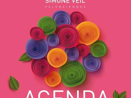 Agenda janv-avril de la médiathèque