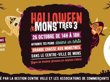 Halloween Mons'Tres 3