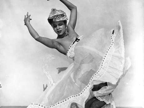 History through pictures: Women and dance