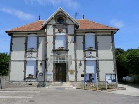 Mairie de Saint-Pouange