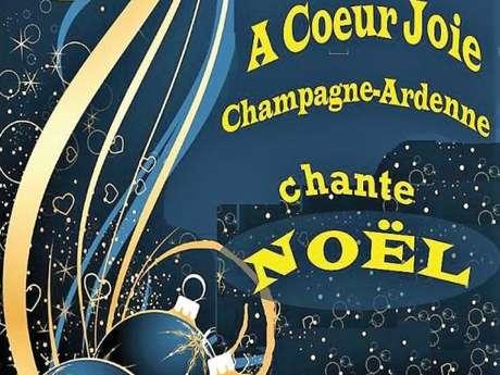 A Coeur Joie Champagne-Ardenne chante Noël