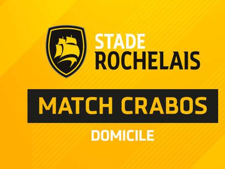 Crabos - SR/RCV (J11) REPORTÉ