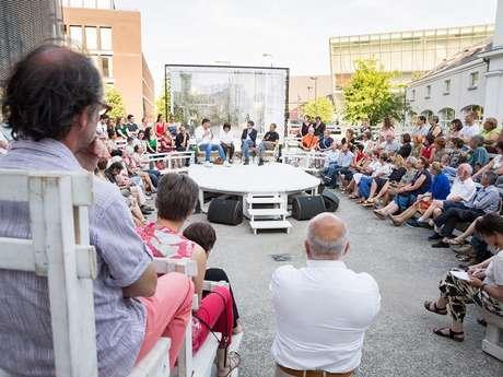 Festival au Carré -  Causerie des 3 continents