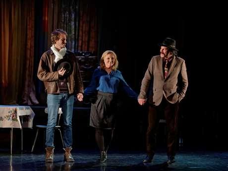 Théâtre Le Quai – Compagnie les 3 Scènes