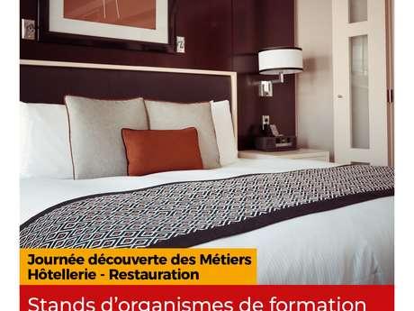 JOURNEE DECOUVERTE DES METIERS DE L'HOTELLERIE ET DE LA RESTAURATION