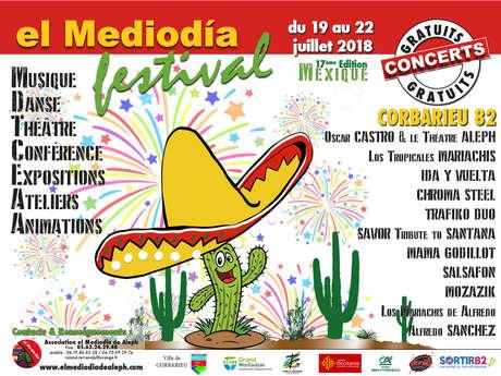 Festival El Mediodia