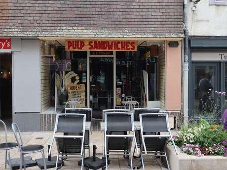 Pulp Sandwiches