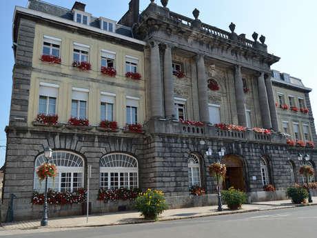 Hôtel de ville de Condé-sur-l'Escaut