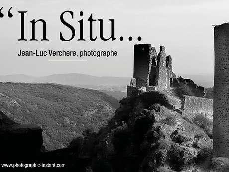 EXPOSITION IN SITU - JEAN-LUC VERCHERE