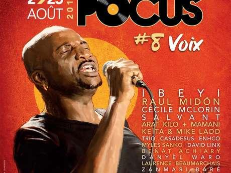Festival Opus Pocus #8 Voix
