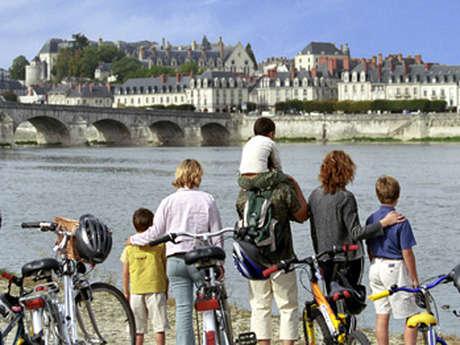 Itinéraire 01A - Confluence de Loire (Boucle Sud)