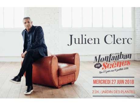 Julien Clerc - Montauban en Scènes