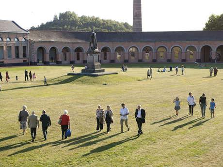 De Open Monumentendagen - Le Grand-Hornu: mooie kostuums en kantwerk ... Le Grand-Hornu geeft zich bloot!