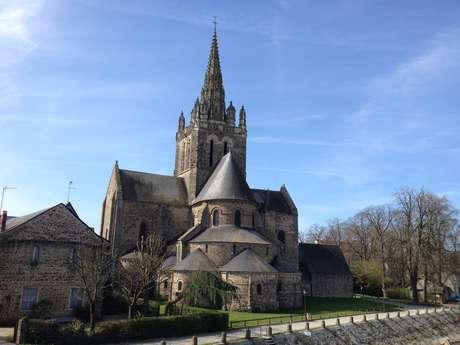 Basilique Notre-Dame d'Avesnières