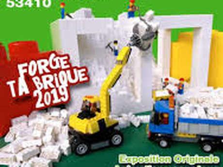 Forge ta brique - Expo Légo