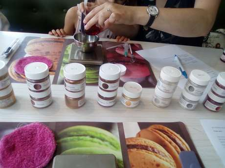 Ateliers maquillage