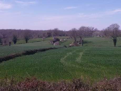L'Absie - Circuit des Bois des Hauts de Gâtine