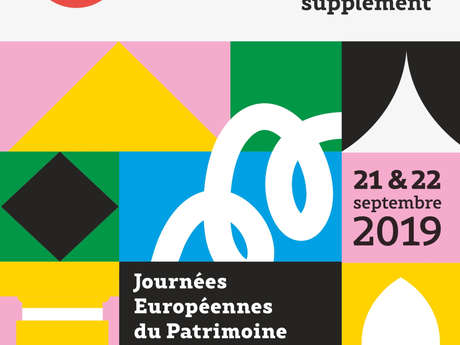 Journées du Patrimoine 2019 en Mayenne