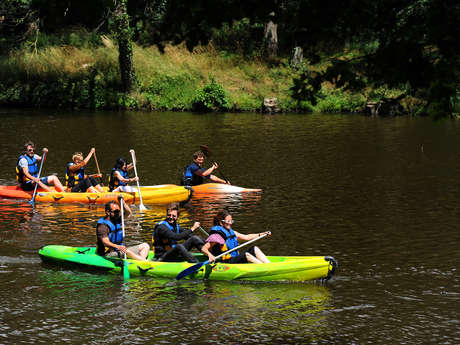 Sorties Nature et Canoë Kayak en Argentonnais
