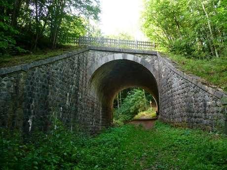 """Sentier du Patrimoine """"Le Pont Blanc"""""""