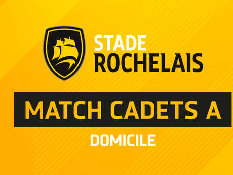 Cadets A - SR/RCV (J11) REPORTÉ