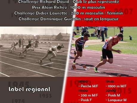 Meeting du Souvenir - US Valenciennes Athlétisme