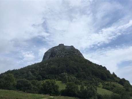 Excursion en minibus - Sur la trace des Cathares et des Troubadours. Mirepoix - Montségur - Puivert