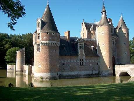 Château du Moulin - Conservatoire de la Fraise