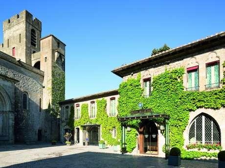 Spa et Apéritif dans la Cité Médiévale - Hôtel 5*