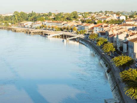 Parcours 17 - Le centre de Tonnay Charente - 2 km