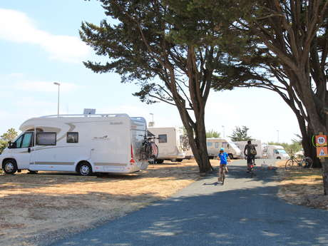 Motorhome parking | Destination Ile de Ré | Official Website