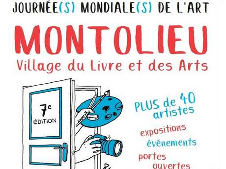 7EME EDITION – JOURNEES MONDIALES DE L'ART // REPORTEE //