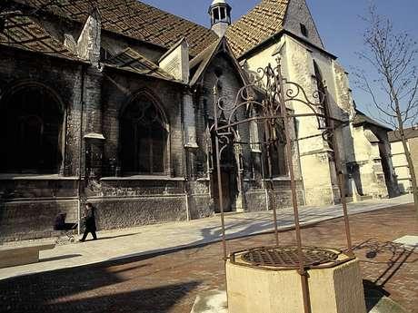 Iglesia Saint-Nizier