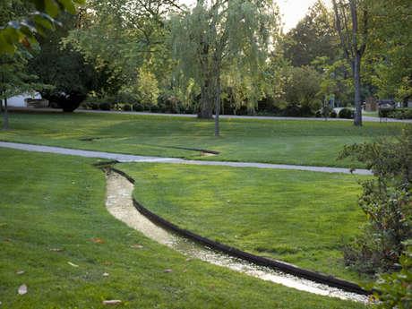 Jardin public Roger Salengro