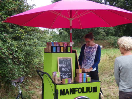 Manfolium - Organic herbal teas