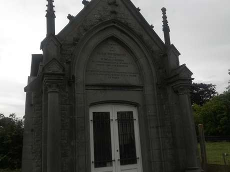 """De Open Monumentendagen -De kapel """"Paternostre"""""""
