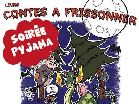 Fiesta de pijamas / Les contes à frissonner