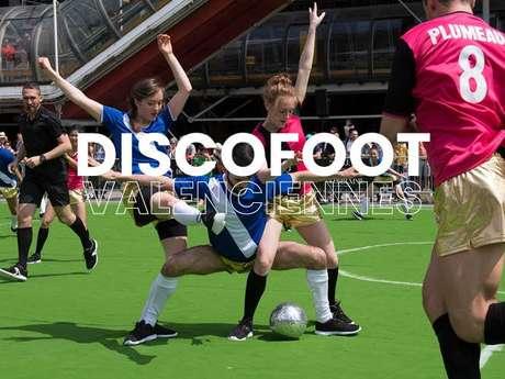 DiscoFoot valenciennes