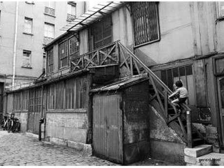 Foto cita / « le Paris des années 60 »