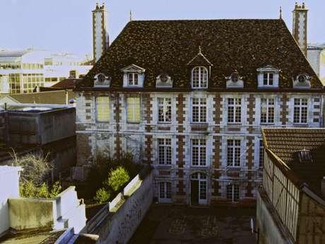 Das ehemalige Hôtel du Commandeur