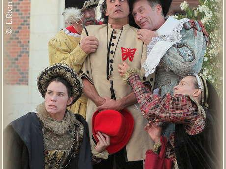 Théâtre : Casting des illustres fantômes