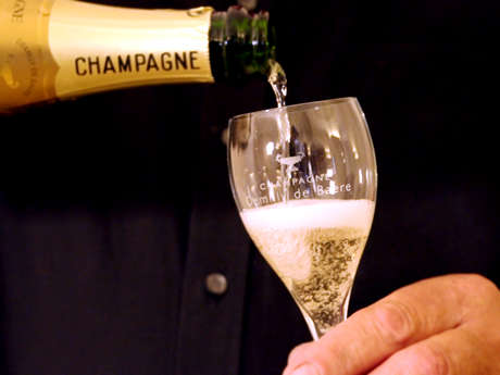 Champagne Demilly De Baere