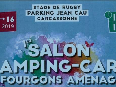 1ER SALON CAMPING CARS ET FOURGONS AMENAGES