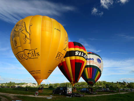 BalloonRevolution - EvenementCiel