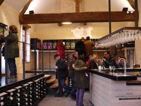 Maison des Vins de Chambord - SAS Les Vignerons de Cheverny