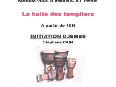 Initiation Djembé