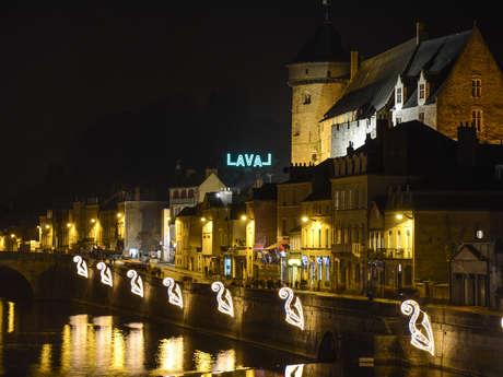 """Séjour """"Laval, ville de Lumières"""""""